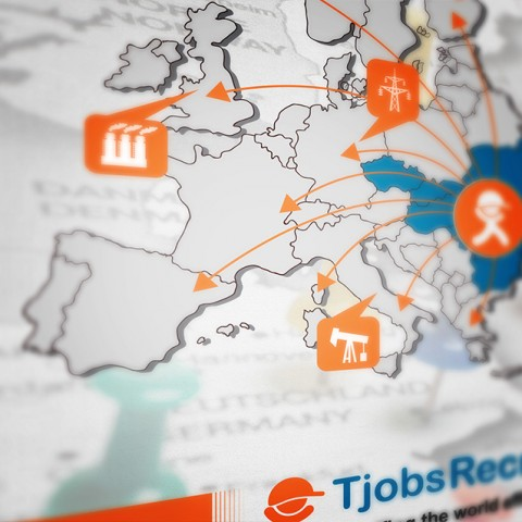 TJobs - Brochure design